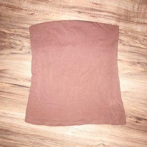Express Tube Top/Strapless Shirt